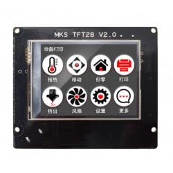 Display MKS TFT28 v2.0