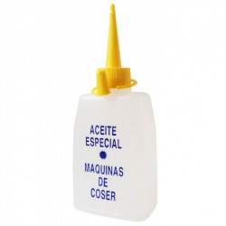 ACEITE MÁQUINA DE COSER 80 ml