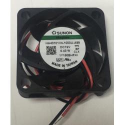 VENTILADOR 40x40-12VDC...